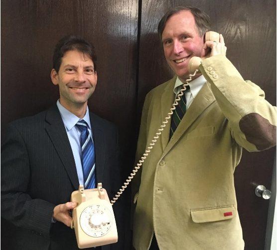 Robert Schultz & Ron Eisenburg
